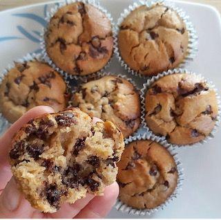 Εύκολα-Θρεπτικά muffins